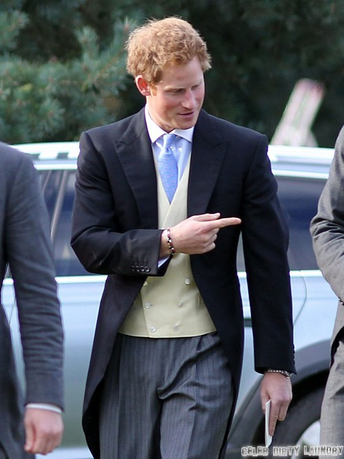 Prince Harry's Break-Up With Cressida Bonas: Partied With Go-Go Dancers At Club In London