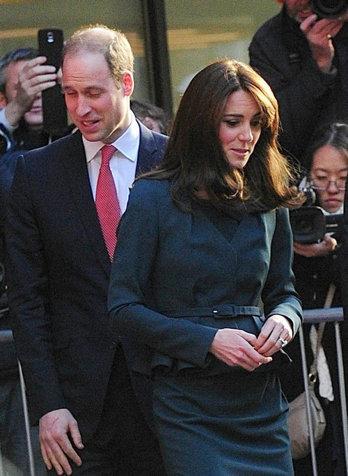 Kate Middleton Pregnant Rumor: Prince William Overwhelmed by Baby News?