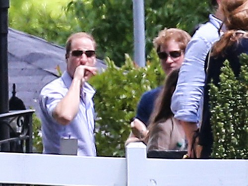 Prince William Sings While Prince Harry Twerks – How the Royals Raged at Memphis Wedding (PHOTOS)