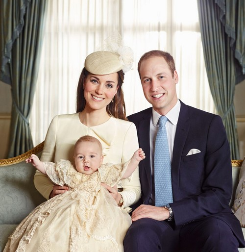Kate Middleton and Prince William Give Prince George Official Public Appearance Debut In New Zealand