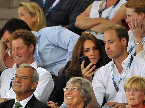 Prince Harry Too Classy For Cressida Bonas: Kate Middleton and Queen Elizabeth Adore Prince William's Younger Brother (PHOTOS)