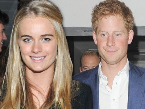 Prince Harry Caught With Cressida Bonas After Wedding, Has He Finally Found His Princess? 0625