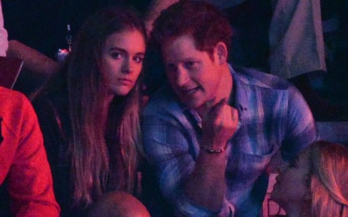 Prince Harry and Cressida Bonas Make First Official Public Appearance Together: Engagement Gets Queen Elizabeth's Royal Approval (PHOTO)