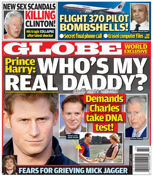 Harry demands prince charles take dna test and answer quot who s my real
