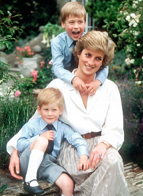 Prince William and Kate Middleton Hear Princess Diana's Tapes Predicting Her Own Murder in a Staged Car Accident!