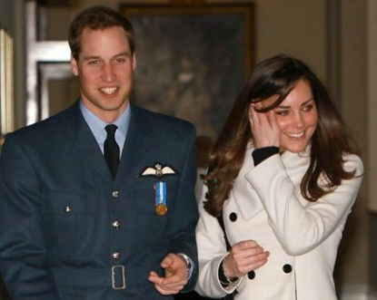 Prince William And Kate Middleton Are Officially Engaged