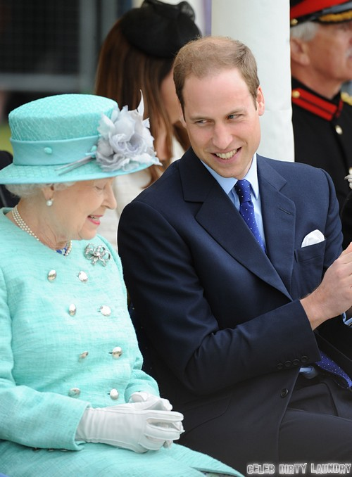 Queen Elizabeth Orders Prince William to Quit RAF to Prepare to be Next King