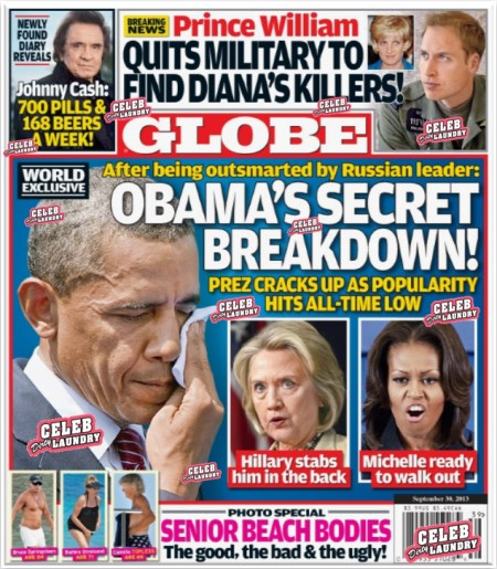 GLOBE: Prince William Quits Military To Find His Mom's Killers - Princess Diana's Assassins Will Be Caught