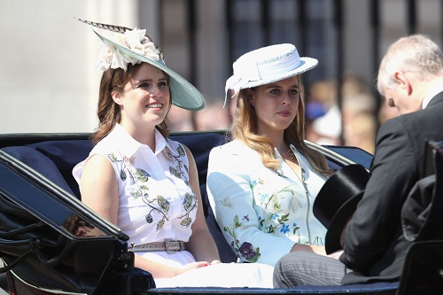 Princess Beatrice and Princess Eugenie Disgusted by Kate Middleton's Diva Behavior