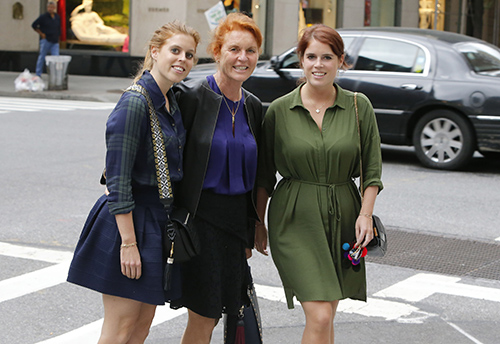 Princess Eugenie Quits Art Gallery Job For Extended Switzerland Vacation With Sarah Ferguson: Another Work Allergic Royal?