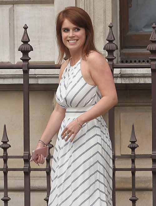 Watch Princess Eugenie and Jack Brooksbank announce engagement video