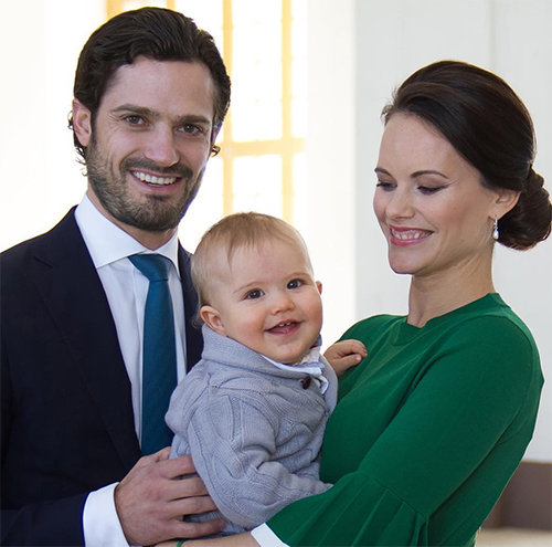 Princess Sofia Of Sweden Pregnant With Second Child: Prince Carl Philip And Her Prepare For New Royal Baby!