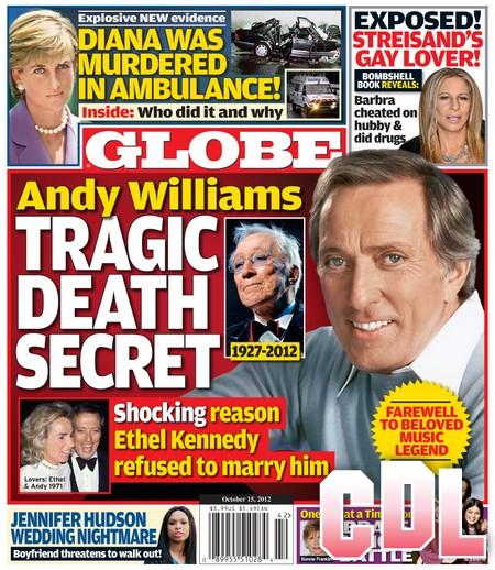 GLOBE: Princess Diana Murdered In The Ambulance!