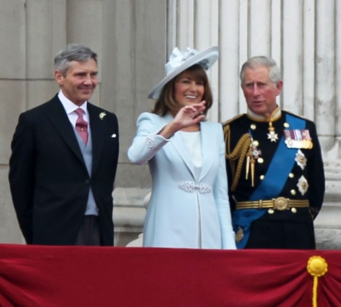 """Kate Middleton and Mother Carole Plot To Take Over The British Monarchy With Baby Princess """"Middleton"""""""
