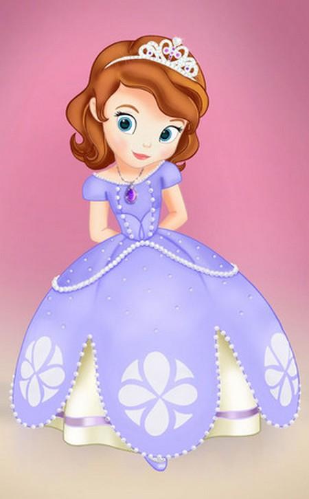Princess Sofia:The New Hispanic Disney Princess
