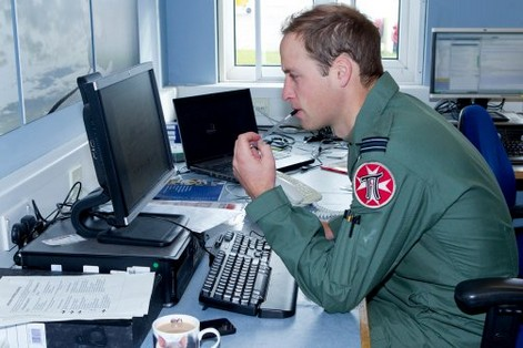 Kate Middleton Involved in Recall of Prince William's Computer Images?