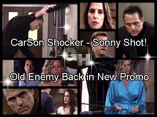 General Hospital Spoilers: Carly Under the Gun – Surprise Enemy Comes for Revenge – Sonny Shot!