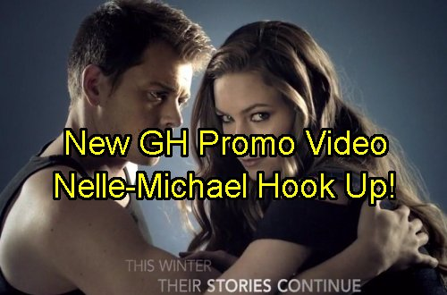 General Hospital Spoilers: Winter Promo – Nelle Sleeps With Michael – Kiki and Dillon Hook Up – Franco Loses Liz to Griffin
