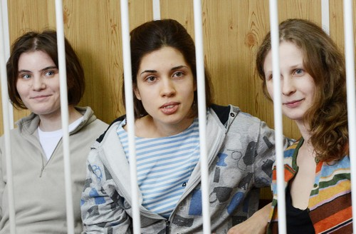Pussy Riot Released From Russian Jail by Vladimir Putin: Trying To Fix PR Before Winter Olympics?