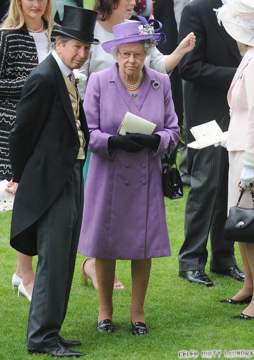Camilla Parker-Bowles Forces Ailing Queen Elizabeth To Raise Her Status (PHOTOS)