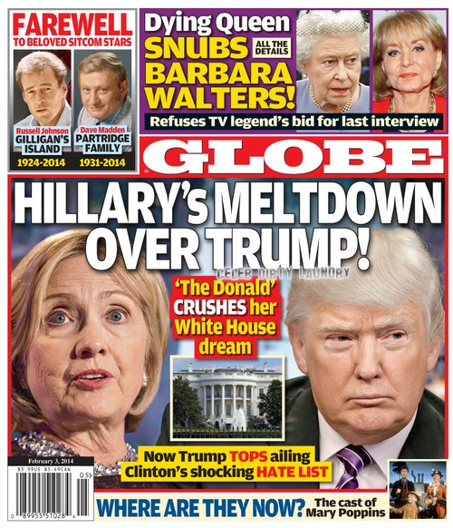 GLOBE: Dying Queen Elizabeth Refuses Barbara Walters Interview (PHOTO)