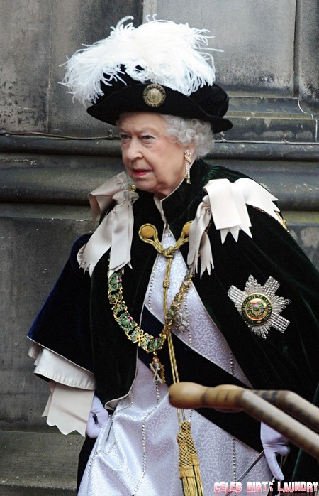 Kate Middleton And Queen Elizabeth Fight Over Royal Godparents
