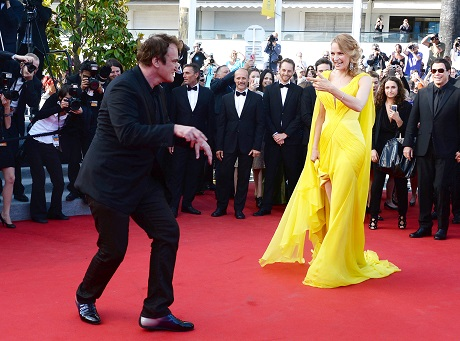 Angelina Jolie Refuses To Accompany Brad Pitt On Double Date With Quentin Tarantino And Uma Thurman!