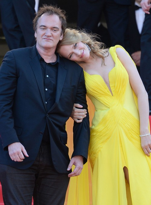 Quentin Tarantino and Uma Thurman Dating - Engagement and Marriage Coming?