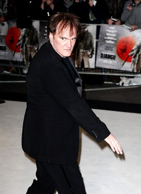 Quentin Tarantino Blows Up At TV Interviewer - Says He Is Not A Monkey (Video)