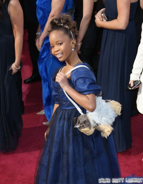 Quvenzhané Wallis: The Onion Calls Her A C*NT - Apologizes for Calling 9-Year Old THE REALLY BAD C WORD!