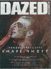 Daniel Radcliffe Covers Dazed & Confused November 2010