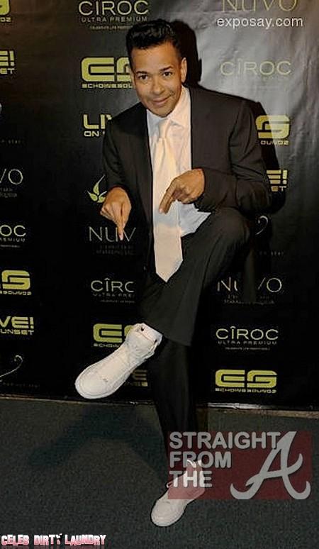 Raffles van Exel To Turn Himself In To Police Investigating Whitney Houston's Death