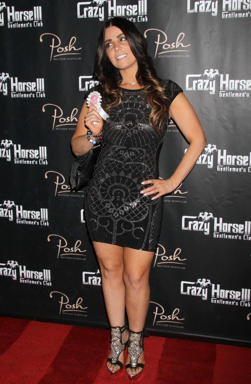 Mob Wives Ramona Rizzo Accused of Kidnapping and Robbery