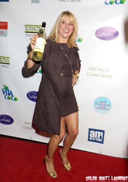 RHONYC's Ramona Singer Attacks Teresa Giudice of RHONJ!
