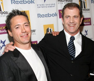 Robert Downey Jr. Defends Mel Gibson
