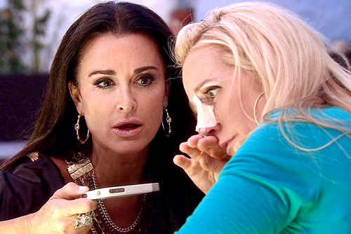 The Real Housewives Of Beverly Hills RECAP 2/18/13: Season 3 Episode 14