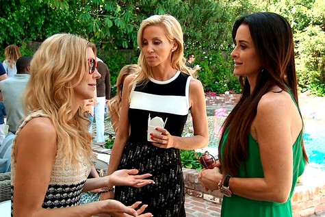 The Real Housewives Of Beverly Hills Season 3 Episode 2 Recap 11/12/12