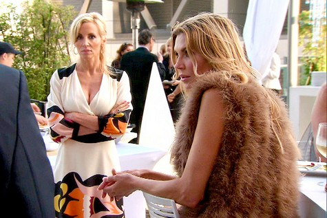The Real Housewives Of Beverly Hills Season 3 Episode 6 Recap 12/10/12