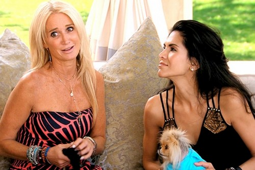 "The Real Housewives Of Beverly Hills RECAP 1/13/14: Season 4 Episode 11 ""Luaus And Lies"""