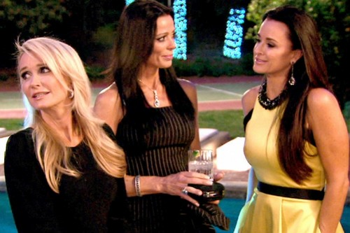 """The Real Housewives Of Beverly Hills RECAP 11/4/13: Season 4 Premiere """"A Catered Affair to Remember"""""""