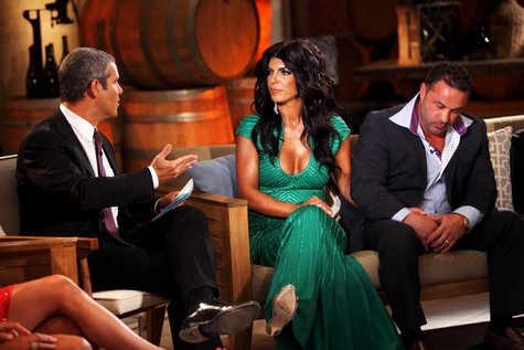"Real Housewives Of New Jersey Season  ""Reunion Part Two"" Sneak Peek Videos"