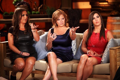 """The Real Housewives of New Jersey Season 4 """"Reunion Part 1"""" Recap 9/30/12"""