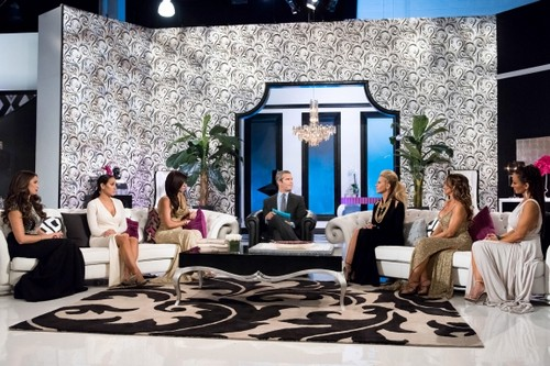 "The Real Housewives of New Jersey Recap - Teresa Giudice Opens Up 11/2/14: Season 6 Episode 16 ""Reunion Part 1"""