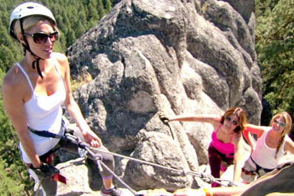 """The Real Housewives of New York Recap 6/24/14: Season 6 Episode 16 """"Go Yell It On the Mountain"""""""