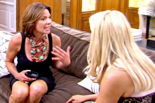 "The Real Housewives of New York Recap 6/10/14: Season 6 Episode 14 ""Sex Lies and Facials"""