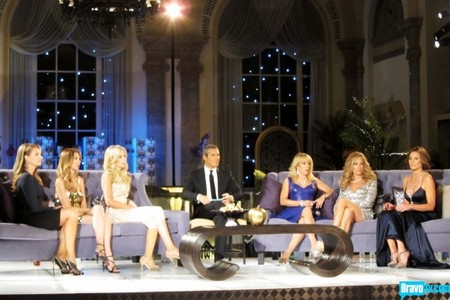 Real Housewives of NYC Reunion Part One Preview Sneak Peek - Claws Come Out (Videos)