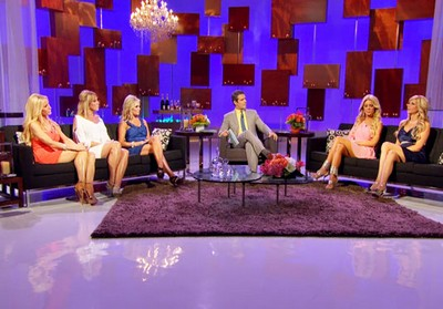 Andy Cohen Physically Attacked at Real Housewives of Orange County Reunion!