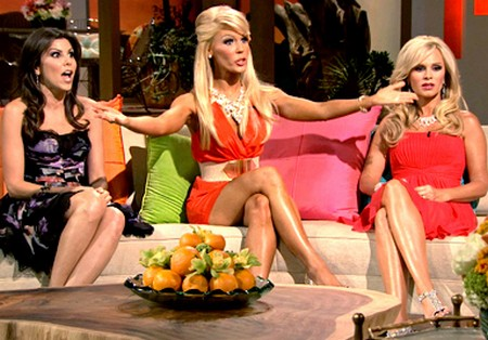 The Real Housewives of Orange County Season 7 'Reunion Part 1' 7/10/12