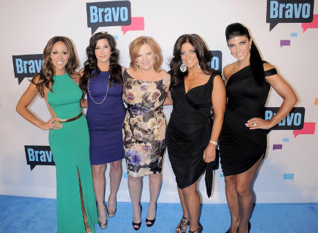 The Real Housewives of New Jersey Tell All Part 1: The Ladies of Jersey Find themselves in the Center of a Hot Mess!