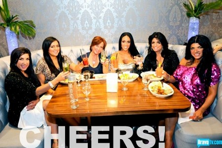 Real Housewives of New Jersey Reunion Show Spoiler Hell! (Video)